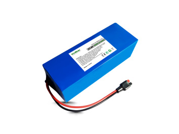 Kinstar Li-ion 18650GA 51.8V 10Ah Battery Pack 14S3P with BMS & 30A Anderson Poles for eBikes