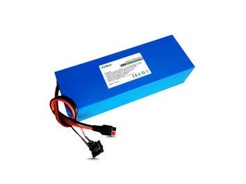 Kinstar Li-ion 18650 M26 52V 13Ah Battery Pack 14S5P with BMS & Anderson for eBikes & Pedelecs